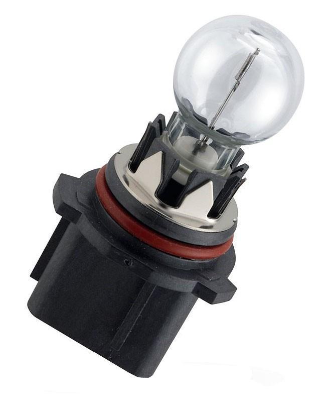 Сигнальная автомобильная лампа Philips HiPerVision P13W 12V-13W (PG18,5d-1) 12277C112277C1Автомобильные лампы Philips - ваш надежный путеводитель на дорогах. Грамотно продуманный ассортимент и ценовая политика Philips позволяют автомобилисту подобрать автомобильную лампу согласно своих пожеланий. Классическое решение от Philips различного назначения для всех видов автомобилей. Напряжение: 12 вольт