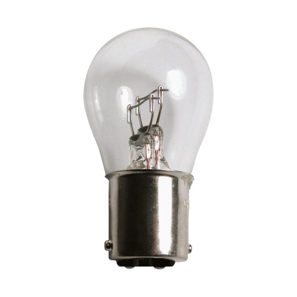 Автомобильная лампа накаливания Philips P21/5W 24V-21/5W (BАY15d). 13499CP