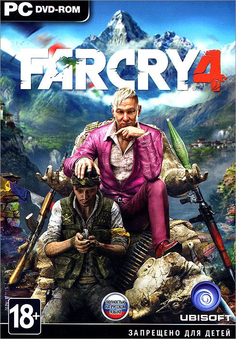 Far Cry 4Добро пожаловать в Кират. Кират - крошечная страна, затерянная в Гималаях. В роли Анджая Гейла вам предстоит отправиться туда, чтобы выполнить последнюю волю матери. Но это путешествие не из простых - ведь в Кирате пылает гражданская война. Здесь вам предстоит изучать обширный открытый мир, где опасности поджидают на каждом шагу. Здесь каждое ваше решение будет иметь последствия, а каждое действие создает историю. Созданный по образу и подобию своего знаменитого предшественника, Far Cry 4 предлагает фирменный геймплей, ставший еще совершеннее, в открытом мире, который в несколько раз больше, а также обновленную систему совместного прохождения, позволяющую присоединиться к игре или покинуть ее в любой момент. Особенности игры: Вас ждет самый многогранный игровой мир в истории Far Cry. От густых лесов до заснеженных склонов Гималаев - все здесь наполнено жизнью… и опасностью. Местные джунгли населяют леопарды, носороги, орлы-яйцееды...
