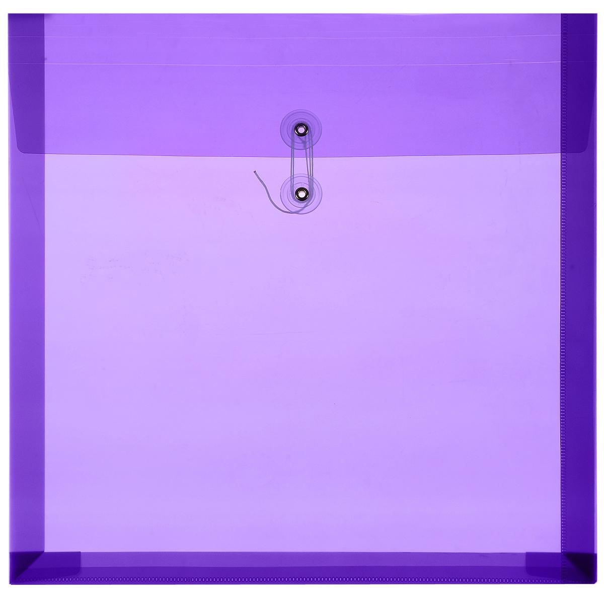 Папка для скрапбумаги Craft Premier, цвет: фиолетовый, 32 х 32 смCN2025-23-PПапка для скрапбумаги Craft Premier изготовлена из ПВХ без содержания кислот. Папка имеет удобный формат для хранения листовой бумаги для скрапбукинга, готовых работ, декоративных элементов. Вмещает 50 - 60 листов бумаги, в зависимости от ее плотности. Для стопки бумаги до 4 см.