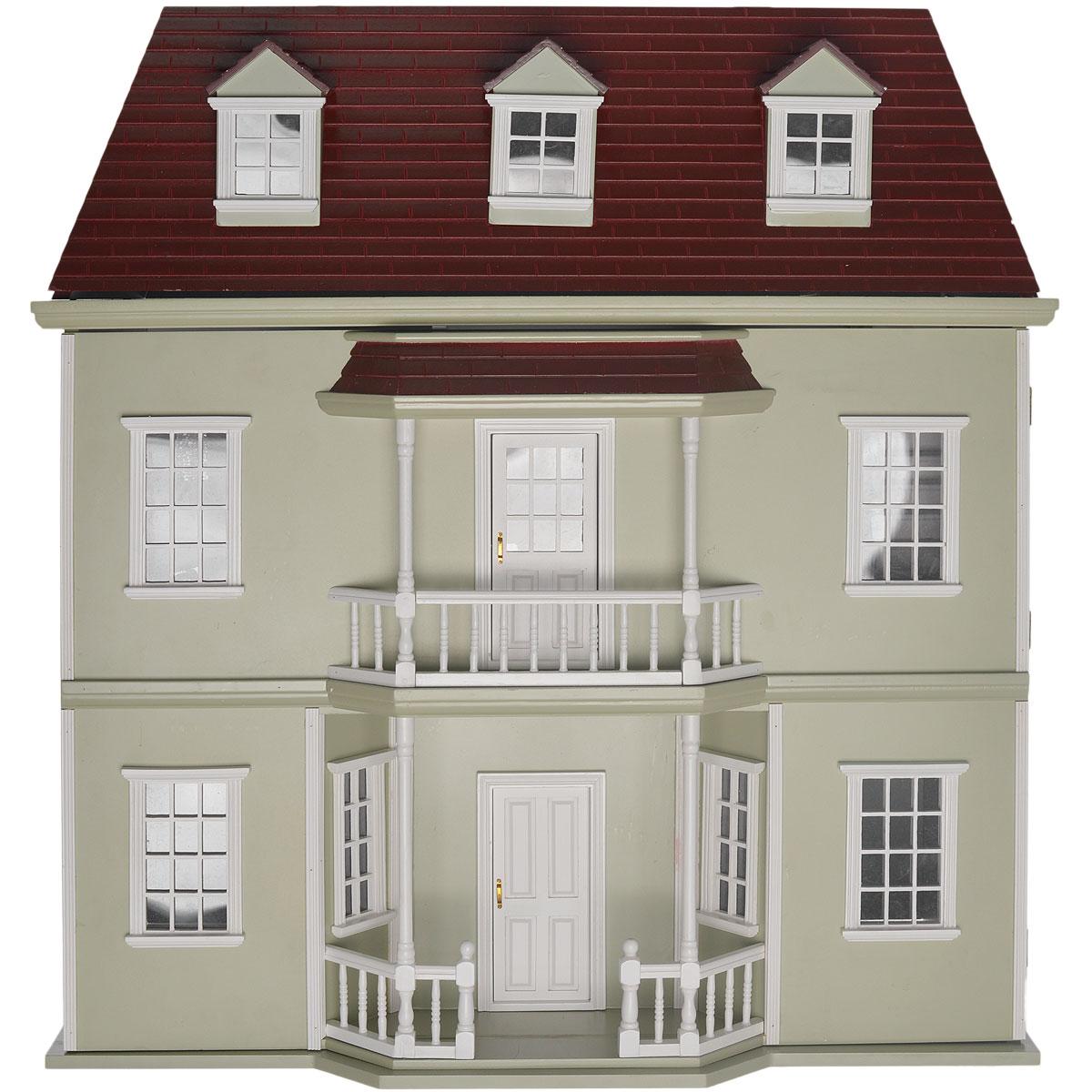 Миниатюра кукольная Art of Mini Дом, 64,5 см х 40 см х 48,5 смAM0103004Миниатюра кукольная Art of Mini Дом изготовлена из дерева светлого цвета в масштабе 1:12. Миниатюра выполнена в виде двухэтажного дома с балконом и дополнительными комнатами на чердаке. Окна застеклены, а двери могут открываться. Кукольная миниатюра представляет собой целый мир с собственной модой, историей и законами. В нашей стране кукольная и историческая миниатюра только набирает популярность, тогда как в других государствах уже сложились целые традиции по созданию миниатюр. Создание миниатюр сводится к правильному подбору всех элементов интерьера согласно сюжетному и историческому контексту. Очень часто наборы кукольных миниатюр передается от поколения к поколению. И порой такие коллекции - далеко не детская забава, а настоящее серьезное хобби для взрослых. Стильные, красивые маленькие вещички и аксессуары интересно расставлять по своим местам, создавая необычные исторические, фантазийные и классические инсталляции различных эпох. С коллекцией кукольных...