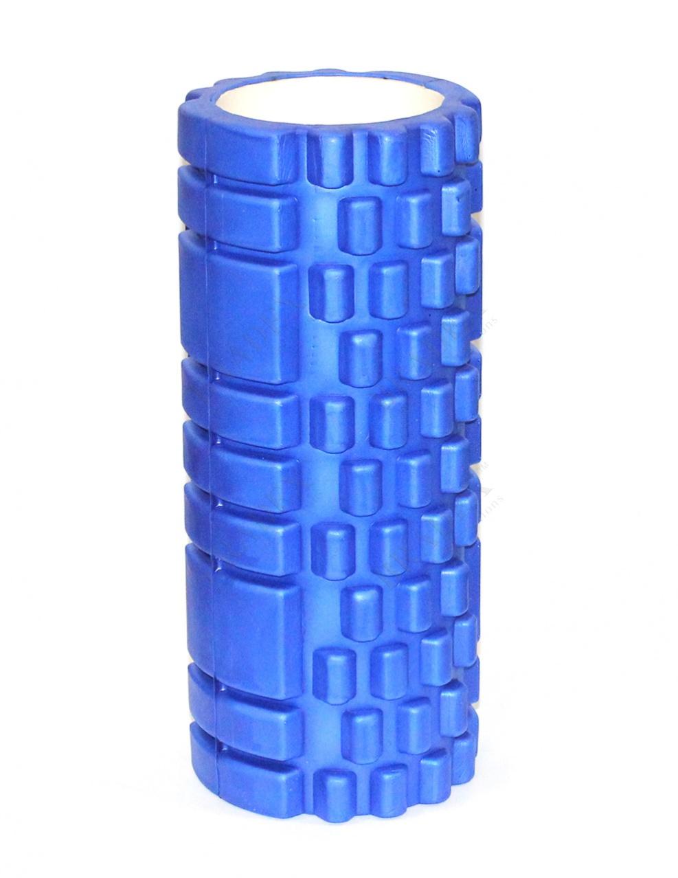 Валик для фитнеса Bradex Туба, цвет: синийSF 0064Валик для фитнеса Bradex Туба - это эффективный инструмент в борьбе за здоровое, подтянутое тело и ваш личный массажер. Интенсивные тренировки ведут к выработке в нашем организме молочной кислоты, из-за которой и болят ваши мышцы на следующий после занятий день. Однако из-за слабого кровообращения молочная кислота накапливается и причиняет ощутимую боль. Специальное покрытие валика стимулирует кровообращение, расслабляя мышцы и принося облегчение. Ежедневные занятия с валиком Bradex Туба делают мышцы подтянутыми и упругими.