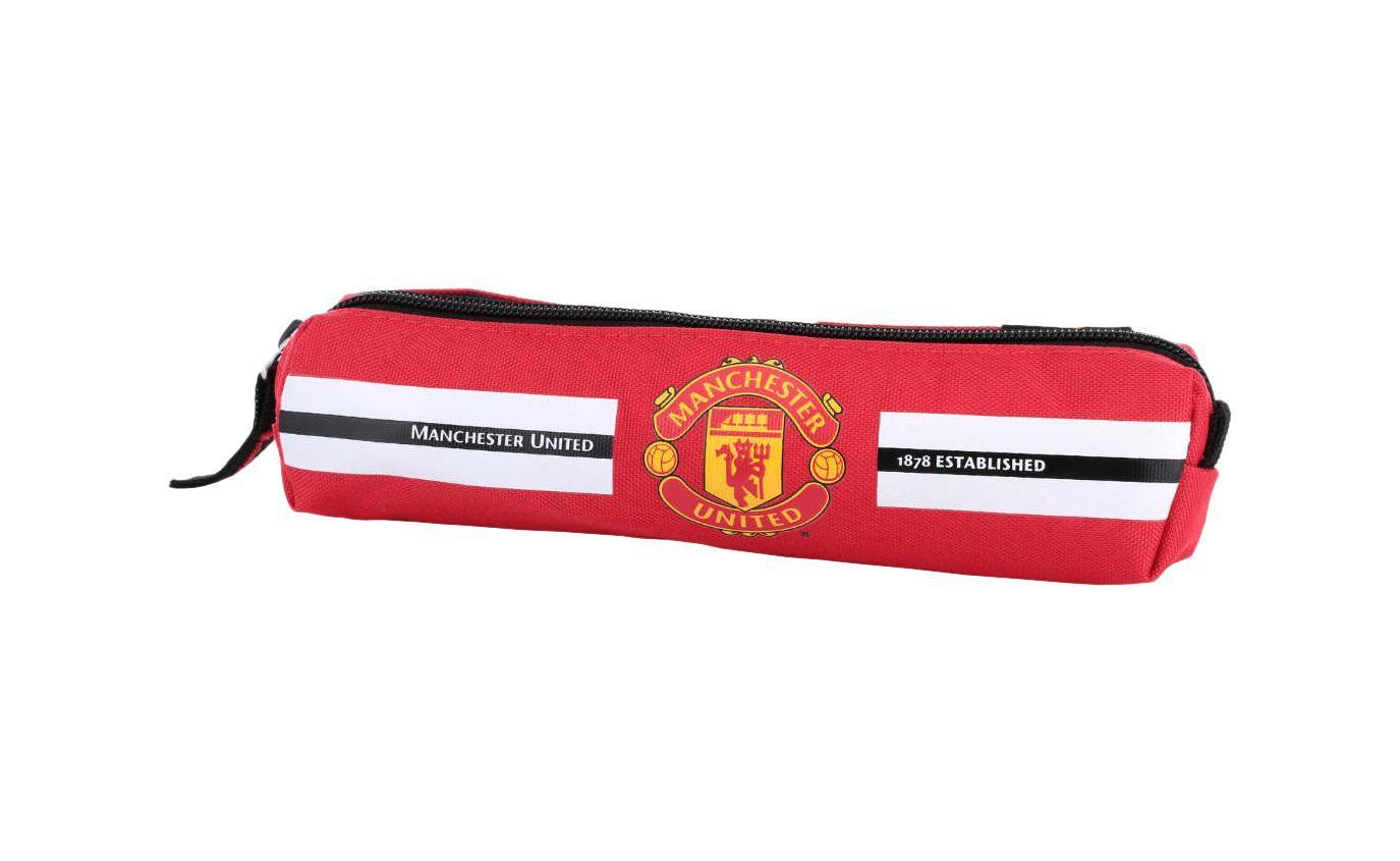 Kinderline Пенал Размер 6 x 21 см. Manchester United FC MTBB-UT1-045
