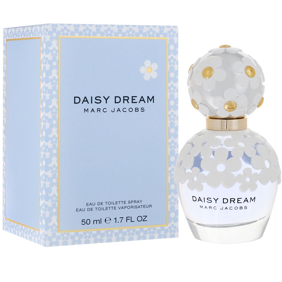 "Marc Jacobs Туалетная вода ""Daisy Dream"", женская, 50 мл"