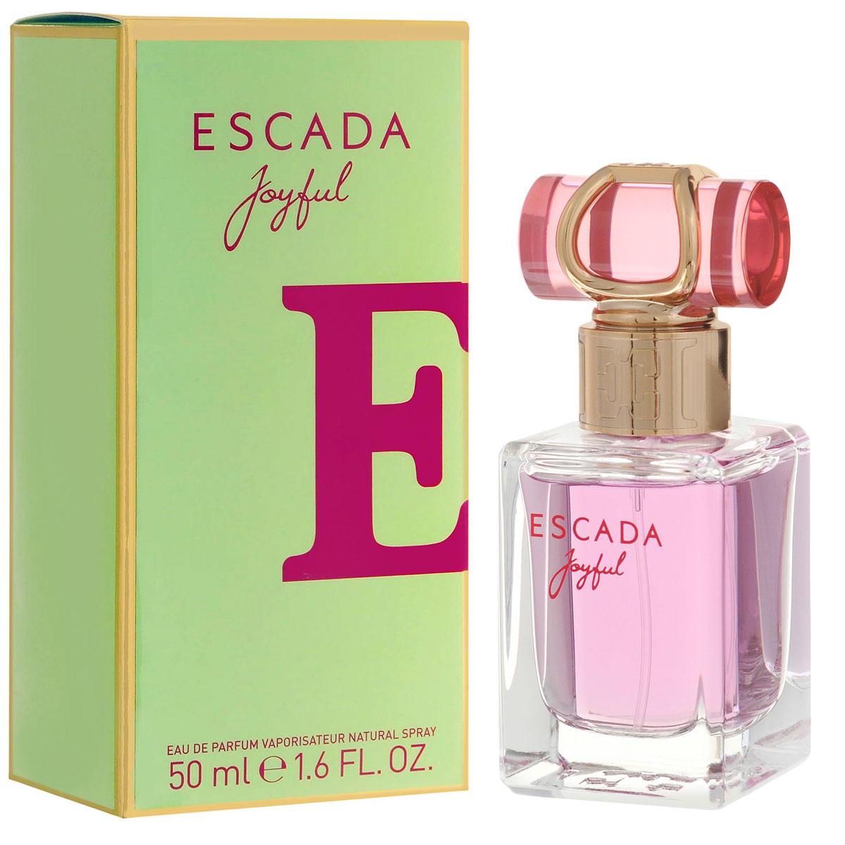 Escada Парфюмерная вода Joyful, женская, 50 мл0737052778303Яркий цветочный аромат Joyful от Escada создан для позитивных и уверенных в себе женщин, которые не упускают ни одной возможности и умеют радоваться жизни. Вдохновленный радостью, которую вы испытываете, получив прекрасный букет цветов, этот легкий и нежный аромат переливается и мерцает, словно утренняя роса. В сердце аромата - свежий розовый пион в окружении белых цветков магнолии с нотами сочного щербета из черной смородины и теплотой медовых сот. Лучшим парфюмерам Escada удалось поймать морозную сладость щербета и сочной черной смородины, которые придают этому аромату свежий и яркий образ. Легкие ноты розового пиона привносят особую деликатность, которая создает свежую цветочную композицию аромата. Естественная изысканность природы, насыщенность и тепло медовых сот придают легким цветочным нотам подлинную глубину. Ноты золотого нектара придают аромату соблазнительные сливочные оттенки. Классификация аромата : цветочный. Пирамида...