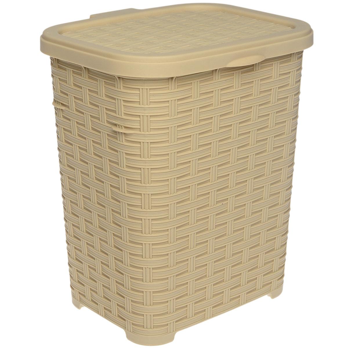 Коробка для стирального порошка Dunya Plastik, цвет: песочный, 6 л05305Коробка Dunya Plastik предназначена для хранения стирального порошка. Выполнена из прочного пластика. Коробка оснащена плотно закрывающейся крышкой.