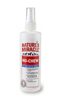Спрей Антигрызин для собак 8in1 No Chew Deterrent 237 мл5057648Спрей с горьким вкусом. Безопасен для использования в области ожогов и ран питомца, на мебели, тканях и т.д.