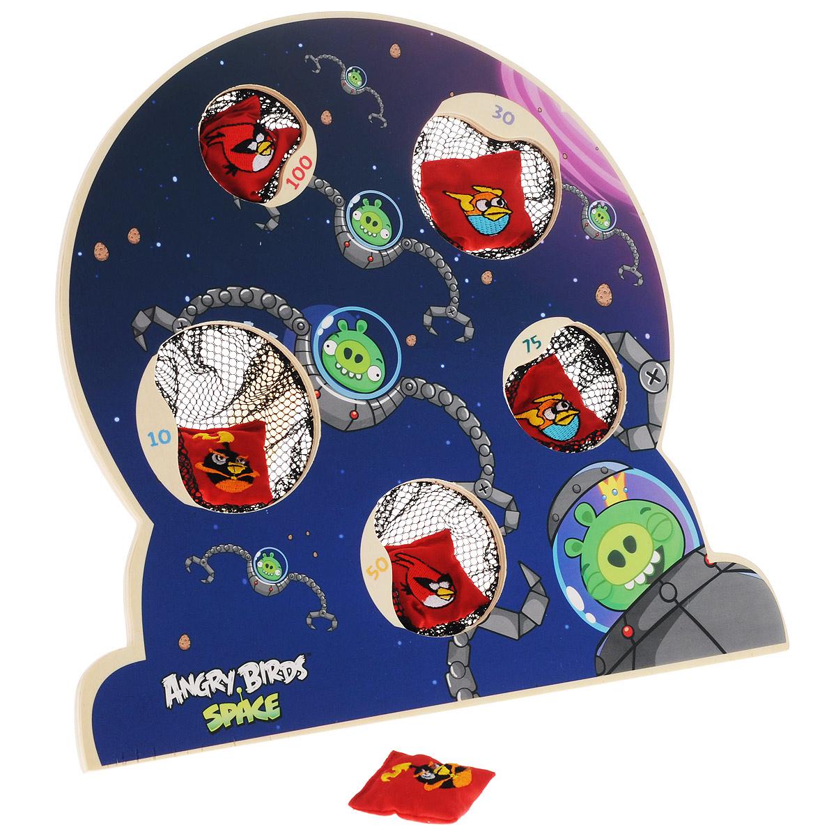 Игра Angry Birds Space
