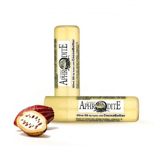 Aphrodite Гигиеническая губная помада с маслом какао, 4 гZ-51Сохраняет губы красивыми, свежими и здоровыми. Приятный аромат какао вас вдохновит. Не содержит парабен, Не содержит глицерин. SPF 10