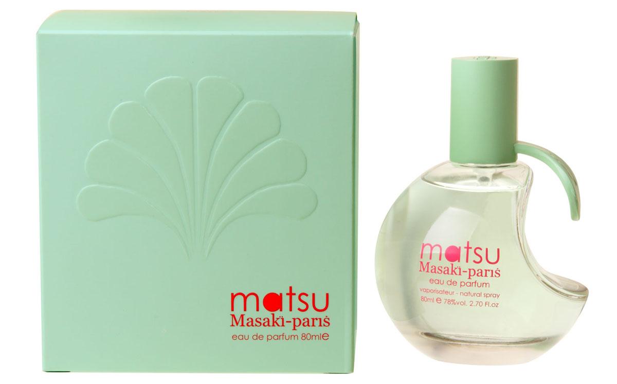 Masaki Matsushima Парфюмерная вода Matsu, женская, 80 мл788215Дом Masaki Matsushima запускает новый аромат для женщин под названием Matsu. Новая композиция, отражающая стиль известного японского бренда. Matsu - женский аромат, чей уникальный стиль нарушает все правила. Он начинается с легкого бриза, который, пройдя через сердце из сладкого миндаля и пудровых нот, растворяется в мускусной базе. Аромат облачен в округлый стеклянный флакон со стильным боковым вырезом, характерной деталью парфюмерного дизайна Masaki Matsushima. Классификация аромата : цветочный. Пирамида аромата : Верхние ноты: цветочные ноты. Ноты сердца: сладкий миндаль, пудровые ноты. Ноты шлейфа: мускус. Ключевые слова Легкий, женственный, весенний! Самый популярный вид парфюмерной продукции на сегодняшний день - парфюмерная вода. Это объясняется оптимальным балансом цены и качества - с одной стороны, достаточно высокая концентрация...