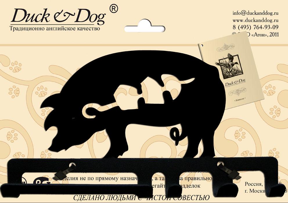Крепление для шампуров Duck & Dog Поросенок, 20 см х 10 смПШБ-002Теперь организовать порядок в хранении принадлежностей для барбекю стало просто. Для этого необходимо разместить решетки-гриль на дополнительных креплениях для шампуров. Крепление для шампуров Duck & Dog Поросенок изготовлено из стали и покрыто специальной порошковой краской черного цвета, что гарантирует долговечность срока службы. У хорошего хозяина все лежит на своих местах, в том числе и все принадлежности для приготовления шашлыка. Используйте крепление Duck & Dog Поросенок для хранения шампуров. Крепится с помощью 2 винтов-саморезов (входят комплект). Размер фигурной части: 13,5 см х 8 см.