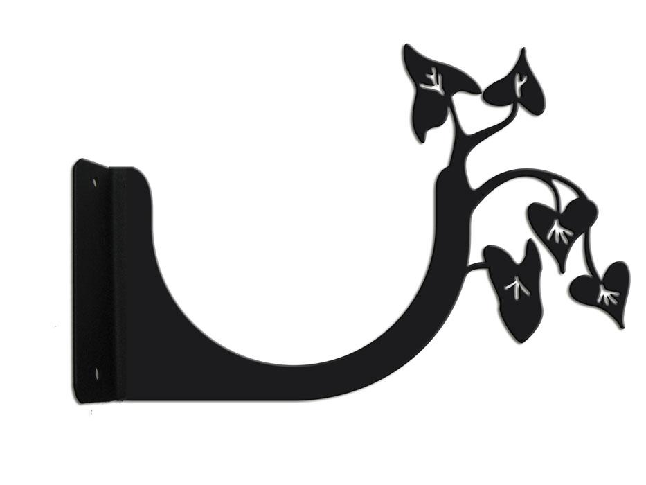 Фиксатор для водостока Duck & Dog, 20 х 13,5 смФДВ.001Фиксатор для водостока Duck & Dog изготовлен из стали и покрыт специальной порошковой краской черного цвета, что гарантирует долговечность срока службы. Изделие применяется для крепления под кровлей желоба водостока (для сбора и отвода дождевой и талой воды). Также служит в качестве декора. Крепится с помощью 2 винтов-саморезов (входят комплект).