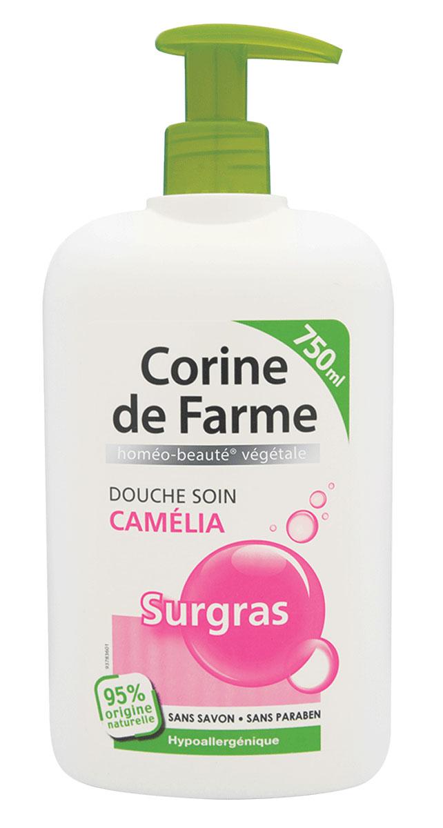 Corine De Farme Экстрапитательный крем-гель для душа с маслом камелии, 750 мл40490Экстрапитательный крем-гель для душа с маслом камелии, известными своими увлажняющими, смягчающими и антиоксидантными свойствами. Этот насыщенный гель для душа имеет рН нейтральный для кожи, обогащен питательными компонентами, учитывает чувствительность кожи, придавая ей эластичность, и защищает от агрессивного воздействия внешней среды.