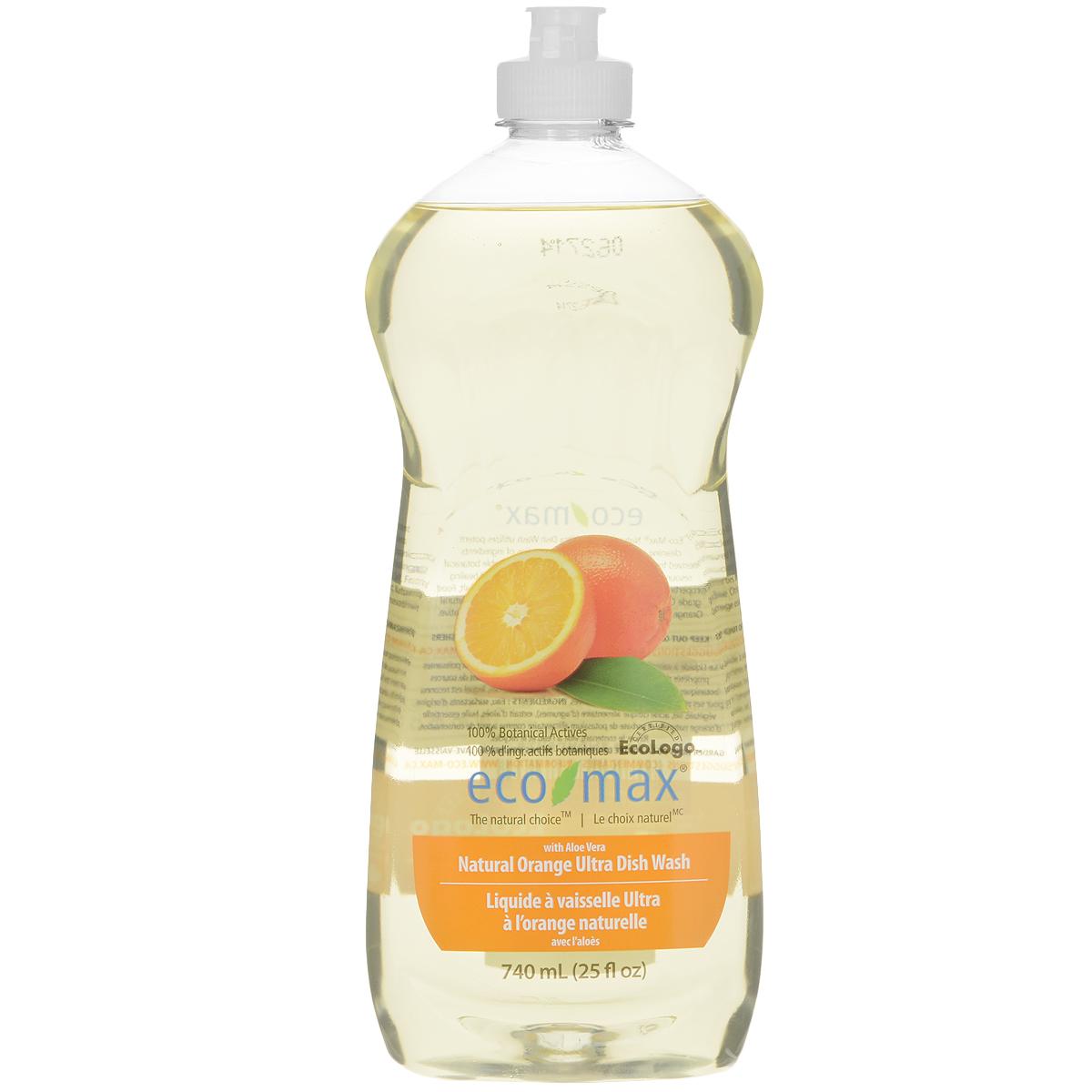 Средство для мытья посуды Eco Max Апельсин, 740 млEmax-C109Средство для мытья посуды Eco Max - натуральное средство на 100% растительной основе, полностью биоразлагаемое. В этом средстве используются активные чистящие вещества ингредиентов, полученных из биоразлагаемых и возобновляемых растительных источников. Содержит алоэ вера, обладающее увлажняющими и заживляющими свойствами. Натуральное апельсиновое масло придает посуде свежий аромат. Состав: вода, ПАВ растительного происхождения, растительный экстракт алоэ вера, соль, пищевой сорбат калия в качестве консерванта, пищевая лимонная кислота (из плодов лимона), натуральное эфирное масло апельсина. Товар сертифицирован.