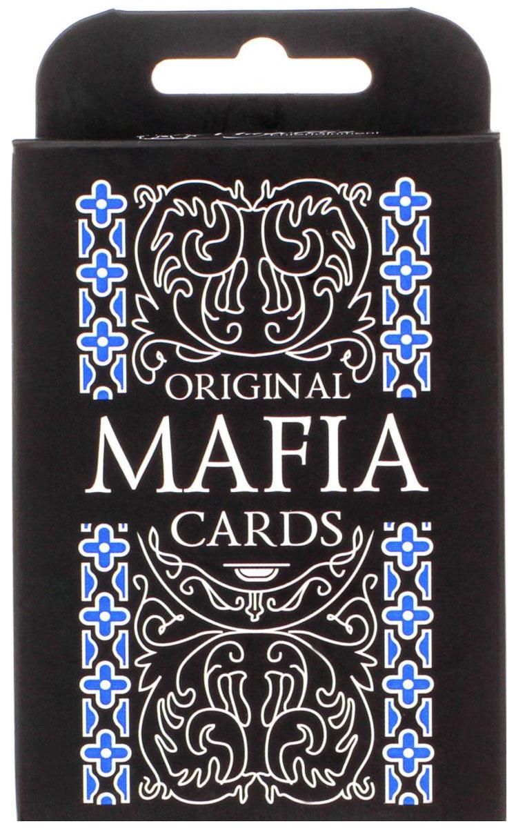 Настольная игра Magellan МафияMAG00020Мафия - увлекательная психологическая ролевая игра с детективным сюжетом, которая любима игроками всех возрастов. Жители города, обессилевшие от разгула мафии, принимают решение пересажать в тюрьму всех мафиози. В ответ мафия объявляет войну до полного уничтожения всех мирных жителей. Цель игры: для мирных жителей - вычислить и убить мафию, для мафии - перестрелять всех мирных жителей. Окунитесь в мир, где единственные друзья - ваша интуиция и умение отличить правду от лжи. Все карты в колоде пластиковые, то есть отлично переносят самые сложные условия, с большим трудом пачкаются и не заминаются. Игра развивает и тренирует память, логику, сообразительность, командное взаимодействие, стратегическое мышление, актерские навыки. В комплект игры входят 26 ролевых карт (15 различных персонажей) и правила игры на русском языке.