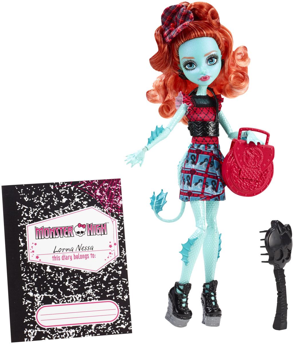 Monster High Кукла Школьный обмен Лорна МакНесси
