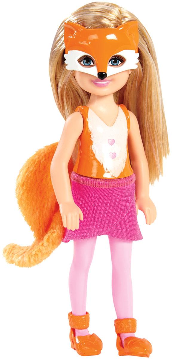 Barbie Кукла «Челси и ее друзья», 14 см. CGF39_CGP10