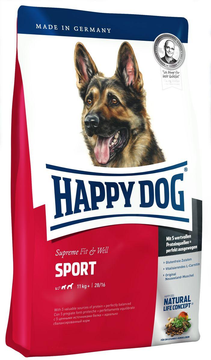 Корм сухой Happy Dog