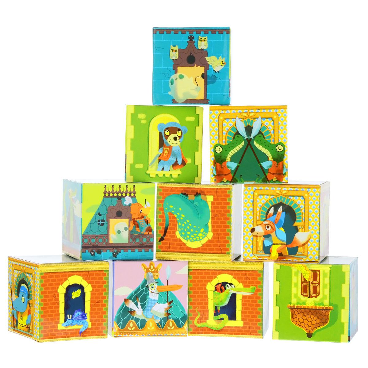 Djeco Набор кубиков