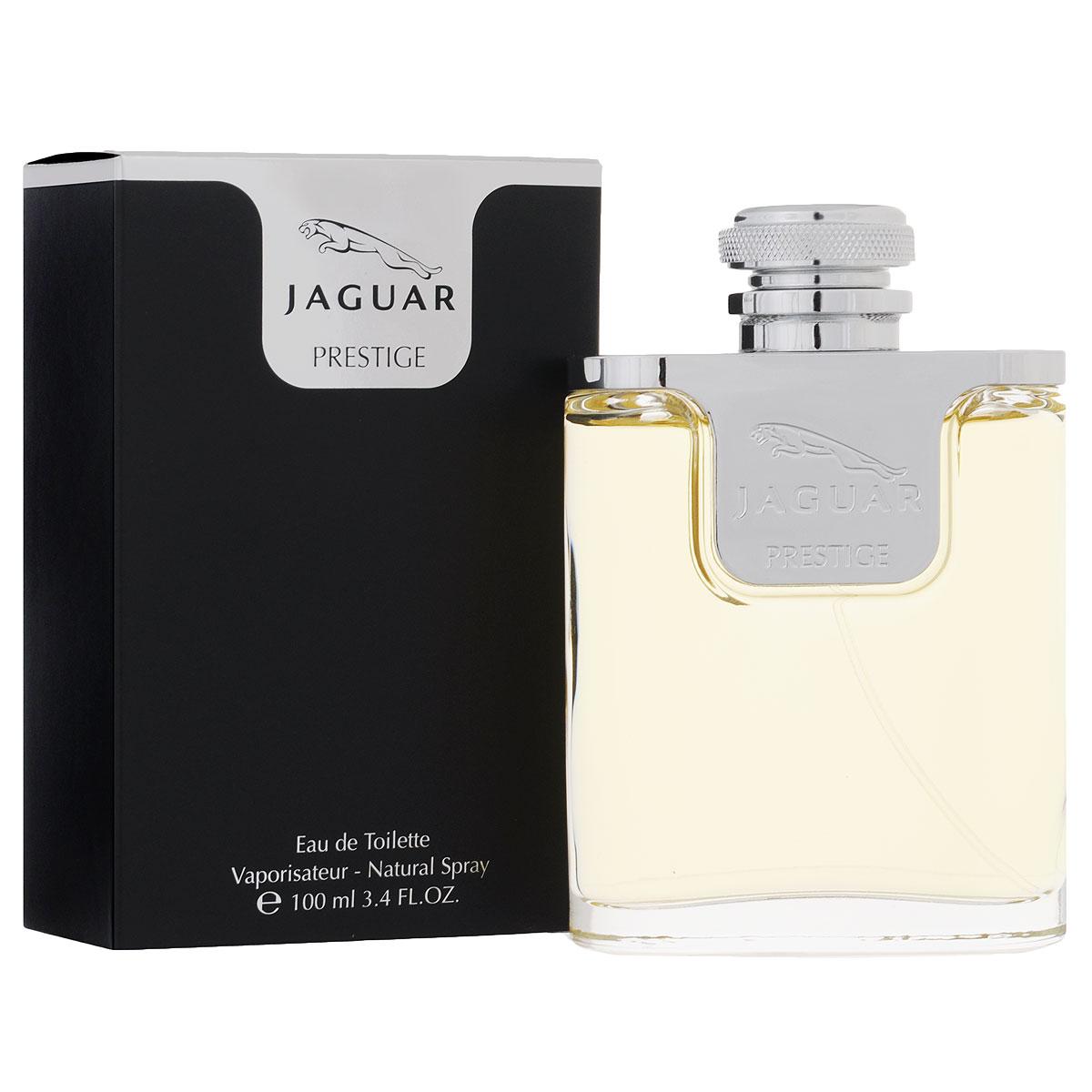 Jaguar Туалетная вода Prestige, мужская, 100 млJ480308Строгий, несравнимый и мужественный аромат Prestige от Jaguar облачен в гладкий и элегантный флакон. Флакон выполнен из качественного тяжелого стекла, а крышечка, завершающая образ, безошибочно напоминает ее обладателя о происхождении бренда и его легендарной истории. Сам аромат такой же динамичный и стремительный как и модель на колесах. Классификация аромата : древесный, пряный. Пирамида аромата : Верхние ноты: сицилийский лимон, итальянский мандарин, бергамот, груша. Ноты сердца: черный и красный перец, кардамон, мускатный орех, кориандр, аромат березовых листьев, лаванда, натуральный каучук. Ноты шлейфа: ладан, сандал, кедр, ветивер, смола, мускус, пачули. Ключевые слова Мужественый, стильный, элегантный! Туалетная вода - один из самых популярных видов парфюмерной продукции. Туалетная вода содержит 4-10% парфюмерного экстракта. Главные...