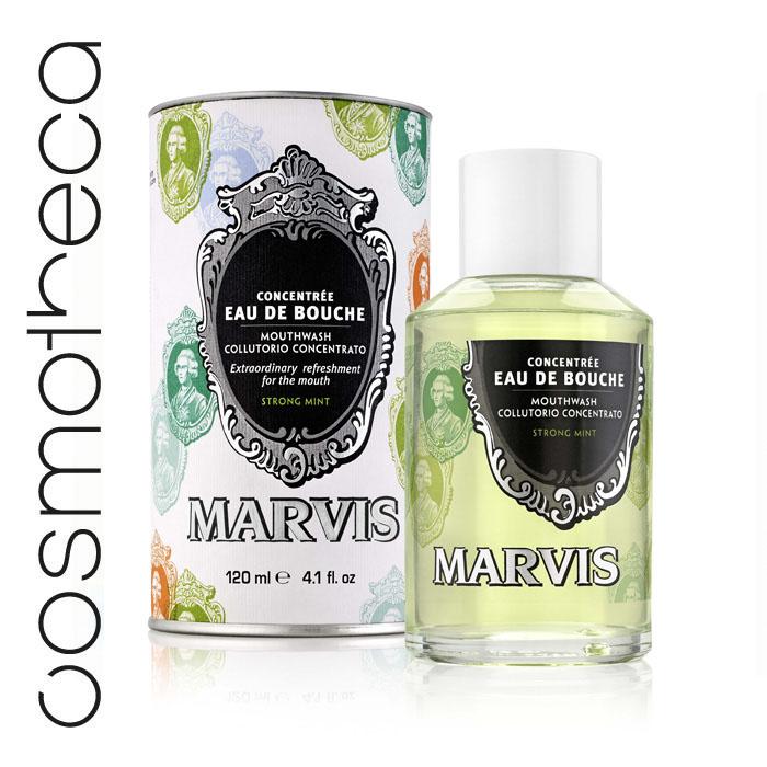 Marvis Ополаскиватель - концентрат для полости рта Мята 120 мл411055Ополаскиватель - концентрат для полости рта Мята 120 мл