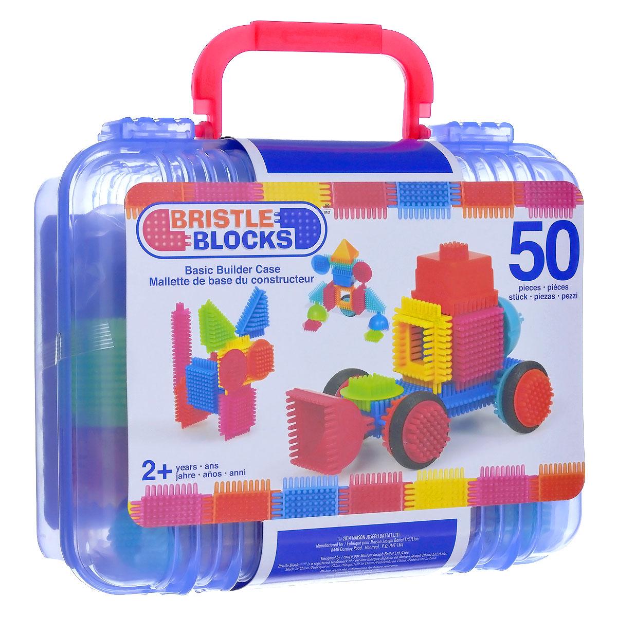 Bristle Blocks Конструктор 68164 цвет синий