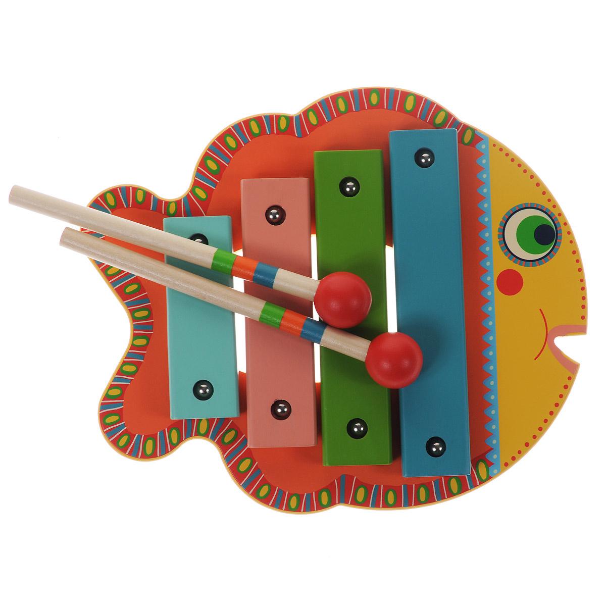 Ксилофон Djeco Animambo06001