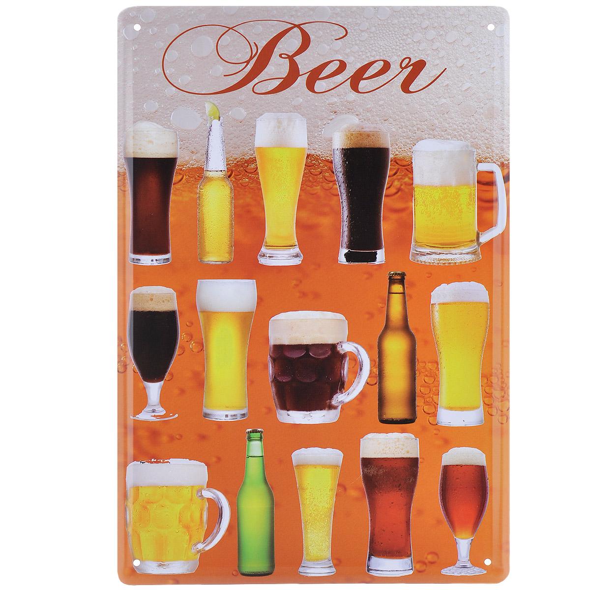 Постер Феникс-презент Пиво, 20 см х 30 см37432Постер Феникс-презент Пиво выполнен из черного металла. На постере изображены бокалы и бутылки с пивом. Постер заинтересует всех любителей оригинальных вещиц и доставит массу положительных эмоций своему обладателю. Картина для интерьера (постер) - современное и актуальное направление в дизайне любых помещений. Постер может использоваться для оформления любых интерьеров: - дом, квартира (гостиная, спальня, кухня); - офис (комната переговоров, холл, кабинет); - бар, кафе, ресторан или гостиница. Из мелочей складывается стиль интерьера. Постер Феникс-презент Пиво одна из тех деталей, которые придают интерьеру обжитой вид и создают ощущение уюта.