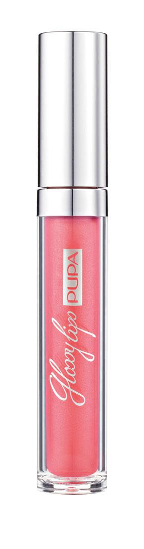 PUPA Блеск для губ Glossy Lips, тон №202 Сладкий розовый, 7 мл00246202Исключительный блеск для губ с эффектом глазури на губах. Уникальный макияж для необычайно привлекательных губ: изумительный блеск с эффектом влажных, словно покрытых цветной глазурью, губ. Глянцевая текстура, приятная при нанесении и нелипкая на губах. Ультрамягкий и гибкий аппликатор нового поколения прекрасно окрашивает губы и подчеркивает их контур, не создавая подтеков. Роскошная упаковка поражает элегантностью металлических деталей. Товар сертифицирован.