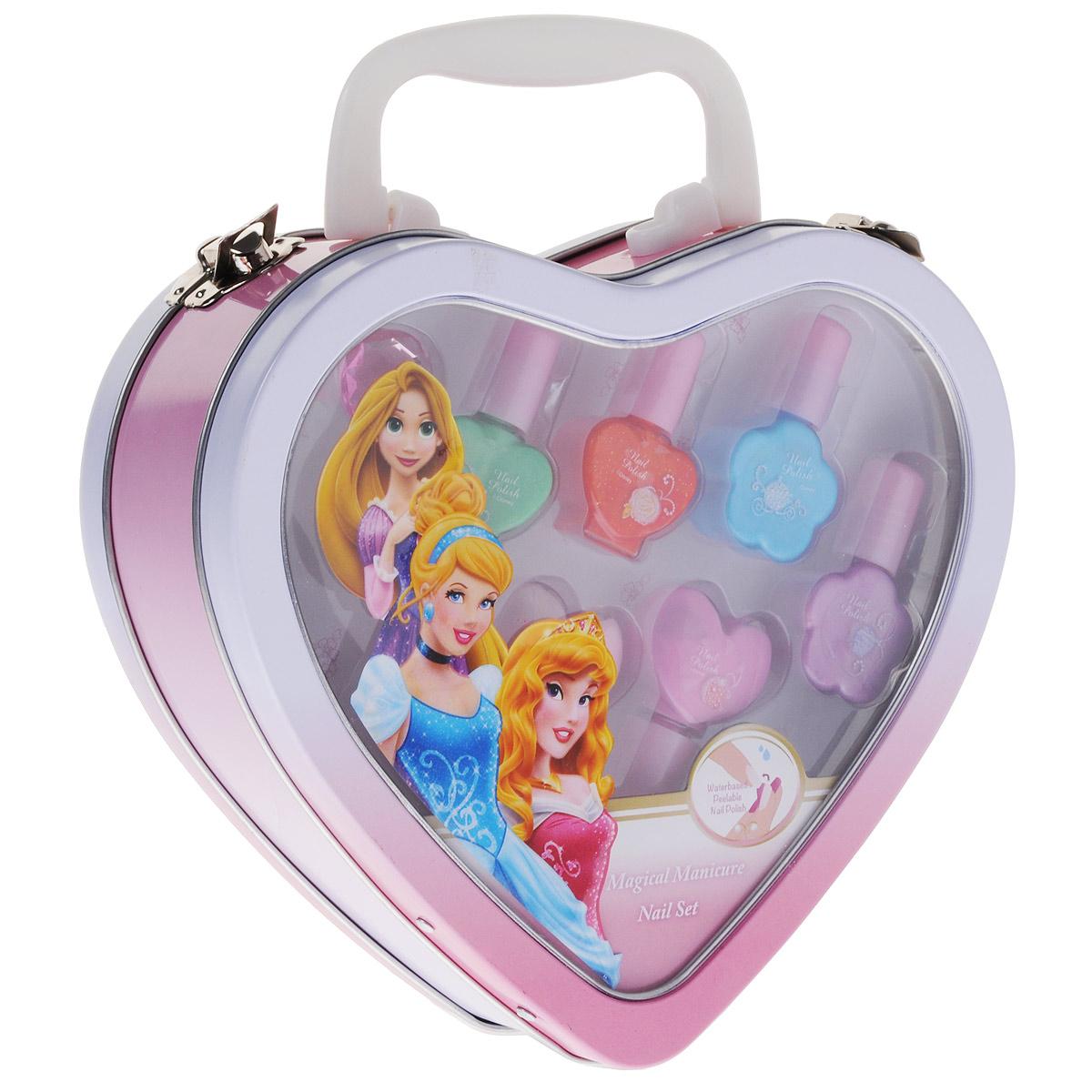 Disney Princess Подарочный набор детской декоративной косметики