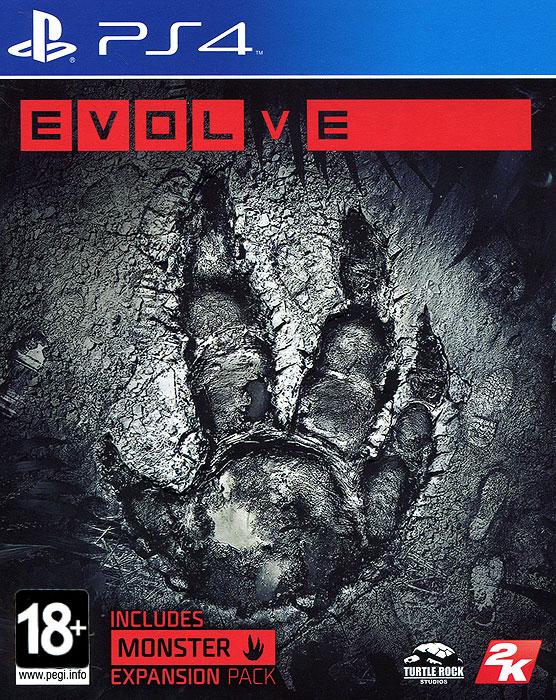 Zakazat.ru: Evolve