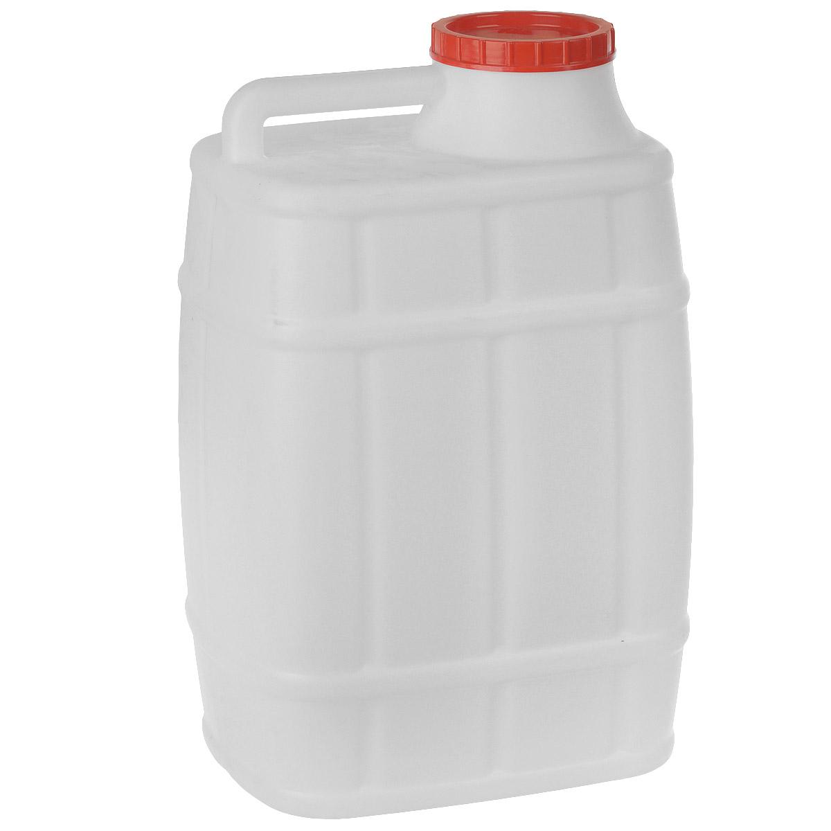 Канистра Альтернатива, 25 лM974Канистра Альтернатива на 25 литров, изготовленная из прочного пластика, несомненно, пригодится вам во время путешествия. Предназначена для переноски и хранения различных жидкостей.