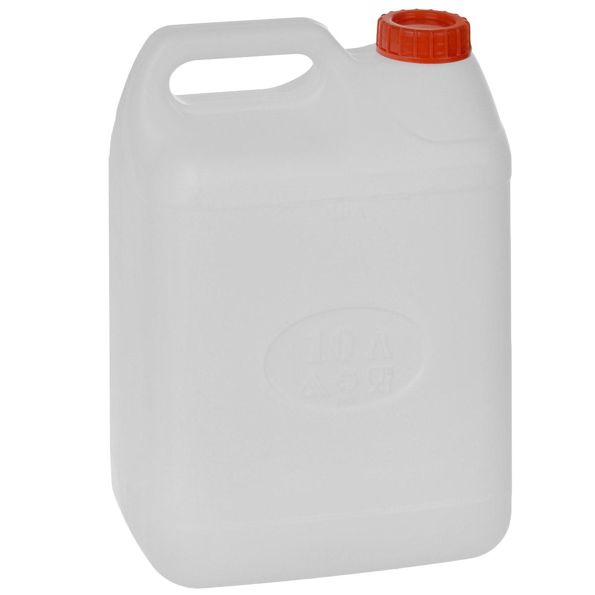 Канистра Альтернатива, 10 лМ434Канистра Альтернатива на 10 литров, изготовленная из прочного пластика, несомненно, пригодится вам во время путешествия. Предназначена для переноски и хранения различных жидкостей.
