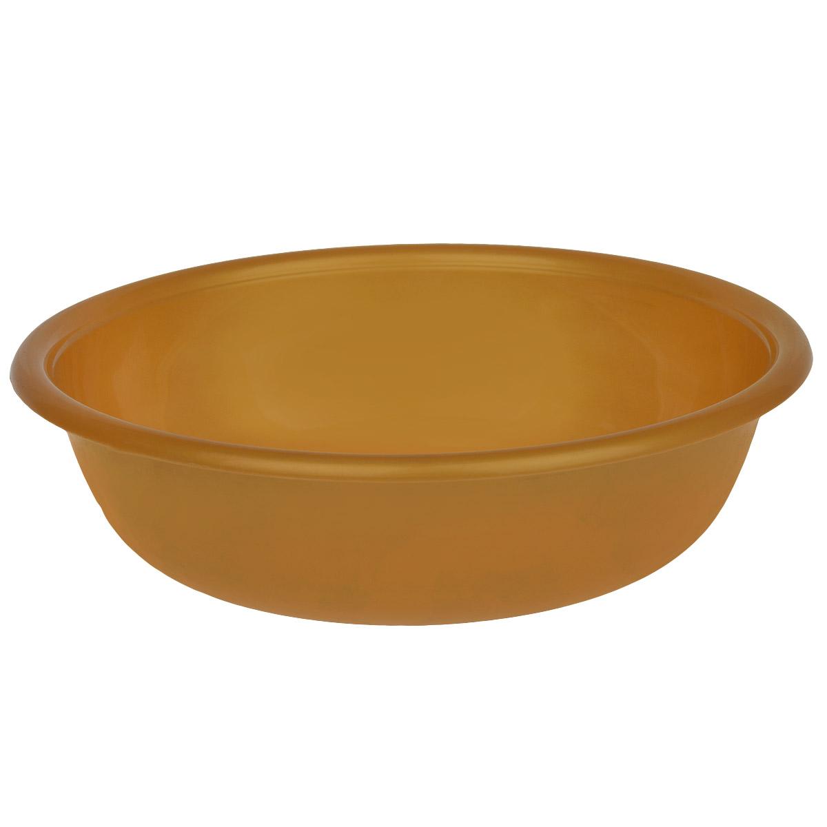 Чаша Альтернатива, цвет: желтый, 2 лM082Чаша Альтернатива изготовлена из высококачественного пластика и предназначена для повседневного использования. Чаша отлично подойдет для овсяных хлопьев, фруктов, риса. Также в ней можно приготовить салаты. Приятный дизайн подойдет практически для любого случая.