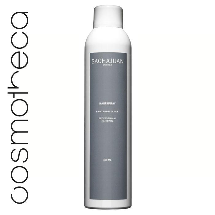 Sachajuan Спрей для волос легкой фиксации 300 млSCHJ107Лак для волос слабой фиксации SACHAJUAN отлично подходит для повседневного стайлинга. Это прекрасный финишный фиксатор без излишней жесткости и липкости для любой прически. Придает волосам блеск и упругость, не утяжеляя их. Лак подходит для ежедневного использования, не лишет волосы естественности и не делает их тусклыми.