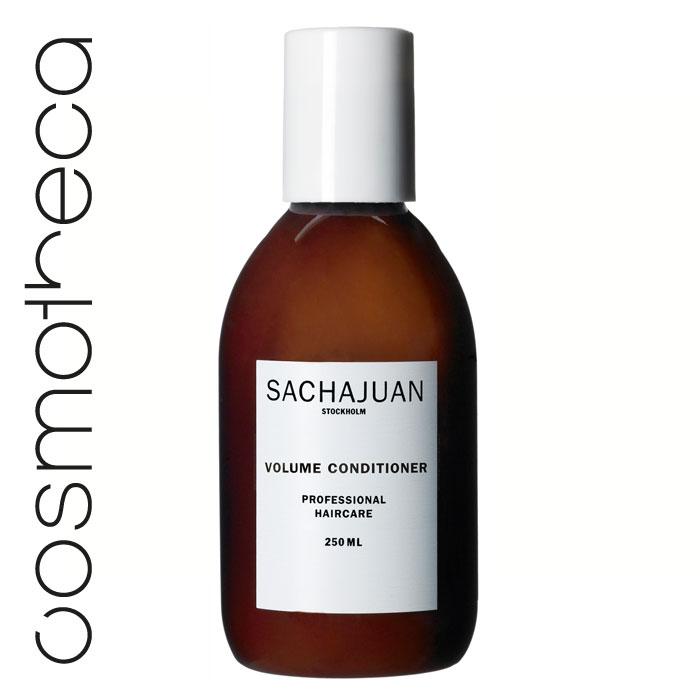 """Sachajuan Кондиционер для придания объема волосам 250 млSCHJ124Кондиционер с технологией """"Морской шелк"""" восстанавливает структуру тонких и чувствительных волос, увеличивает их объем. Сбалансированная формула придает волосам блеск."""