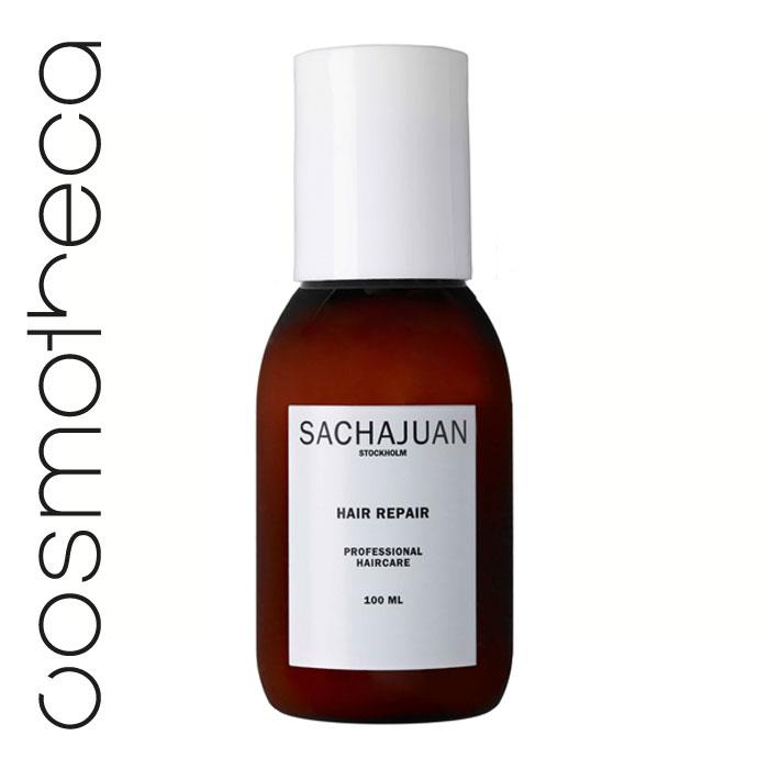 """Sachajuan Маска для волос восстанавливающая 100 млSCHJ137Интенсивный уход для поврежденных и ослабленных волос с технологией """"Морской шелк"""" способствует регенерации клеток, наполняя их жизненной силой. Обеспечивает длительный эффект. Великолепно разглаживает волосы и делает их послушными, шелковистыми, блестящими и здоровыми."""