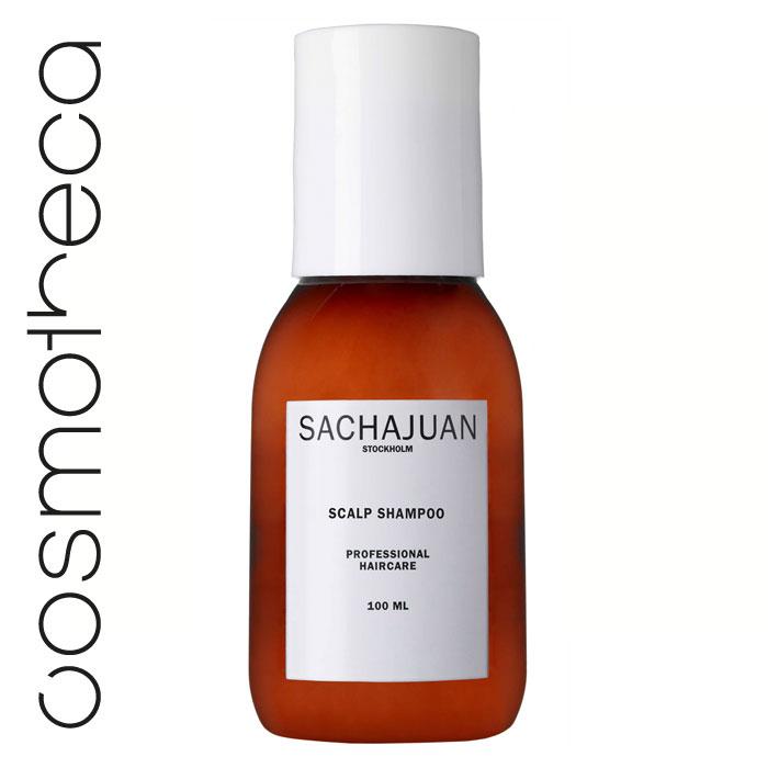Sachajuan Шампунь для чувствительной кожи головы 100 млSCHJ155Специальный шампунь содержит пирокто- ноламин и климбазол, эффективно борющи- еся с перхотью и избавляющие кожу головы от зуда. Масло розмарина, ментол, салици- ловая кислота и экстракт имбиря успокаива- ют раздраженную и покрасневшую кожу го- ловы. Шампунь поддерживает оптимальный баланс увлажненности волос и кожи. Делает волосы чистыми и свежими.