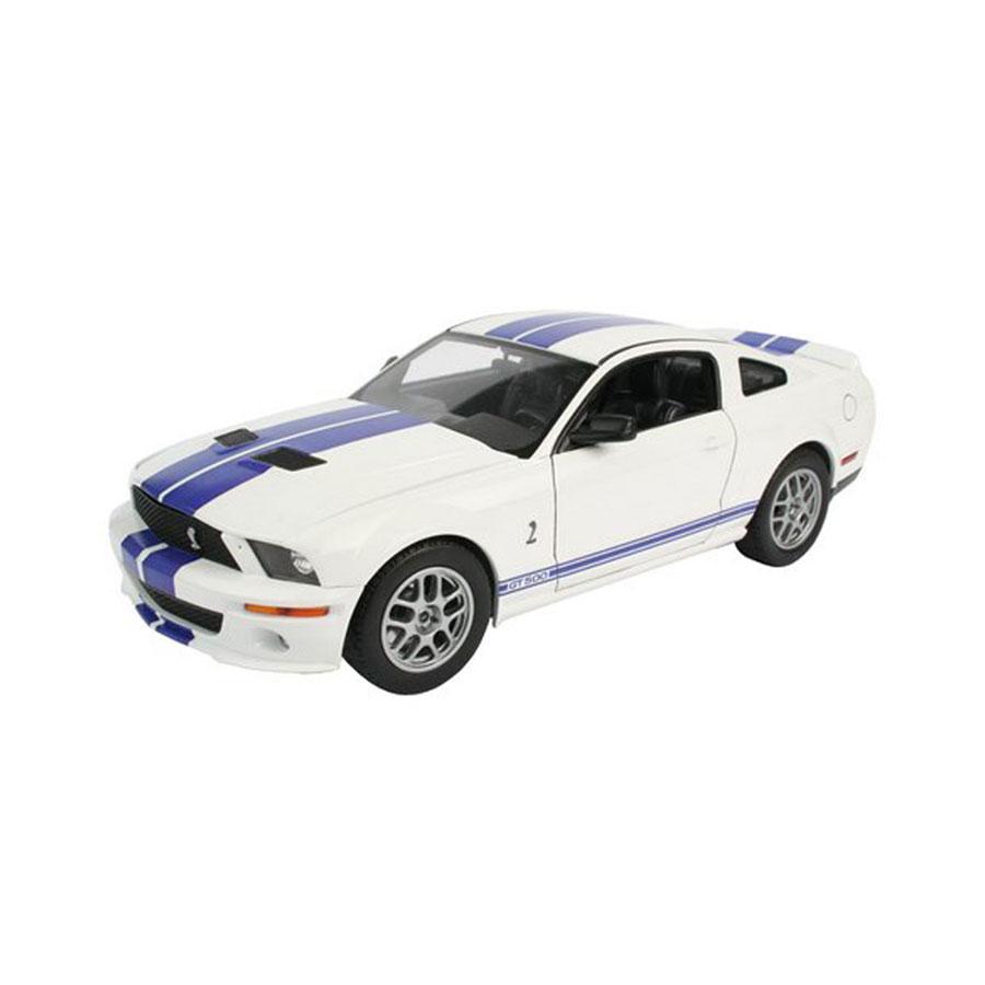 Сборная модель Revell Автомобиль Shelby GT 5007243С помощью сборной модели Revell Автомобиль Shelby GT 500 вы и ваш ребенок сможете собрать уменьшенную копию одноименного истребителя. Набор включает в себя 117 пластиковых элементов для сборки. Модель автомобиля Shelby GT 500 от фирмы Revell является уменьшенной копией одноименного американского автомобиля. Впервые произведен в 2007 году в США. Также в наборе схематичная инструкция по сборке. Модель отличается высокой степенью детализации как корпуса, так и внутренних элементов салона и двигателя. Капот поднимается, колесики автомобиля вращаются. Процесс сборки развивает интеллектуальные и инструментальные способности, воображение и конструктивное мышление, а также прививает практические навыки работы со схемами и чертежами. Уровень сложности: 3. УВАЖАЕМЫЕ КЛИЕНТЫ! Обращаем ваше внимание на тот факт, что элементы для сборки не покрашены. Клей и краски в комплект не входят.