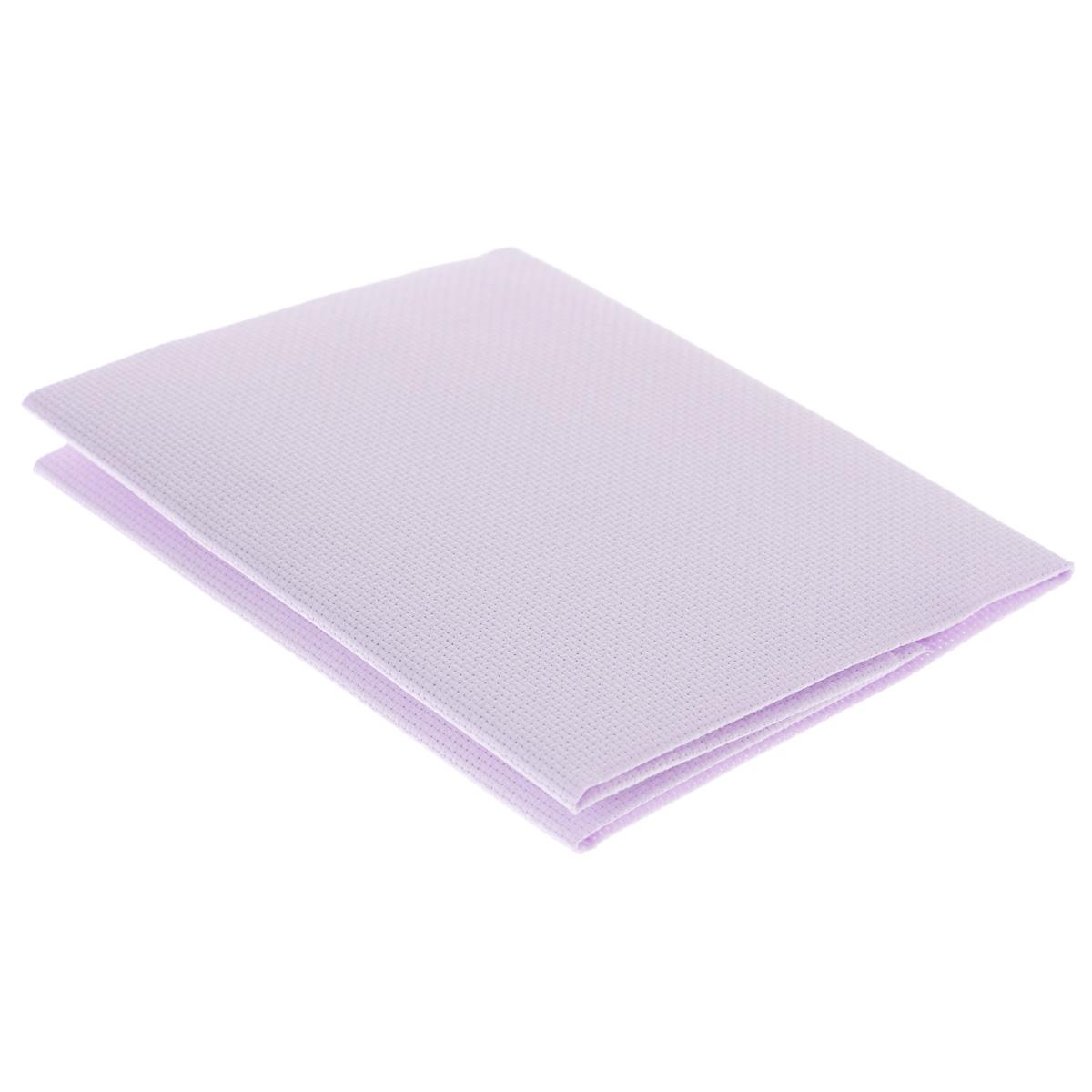 Канва для вышивания Bestex Aida 14, цвет: розовый, 50 х 50 см 549394549394Канва для вышивания Bestex Aida 14 изготовлена из 100% хлопка. Применяется как основа или трафарет для вышивания, иногда используется в качестве прокладочного материала в одежде. Создайте свой личный шедевр - красивую вышитую картину. Работа, выполненная своими руками, станет отличным подарком для друзей и близких! 14 нитей на дюйм (55 клеток x 10 см).