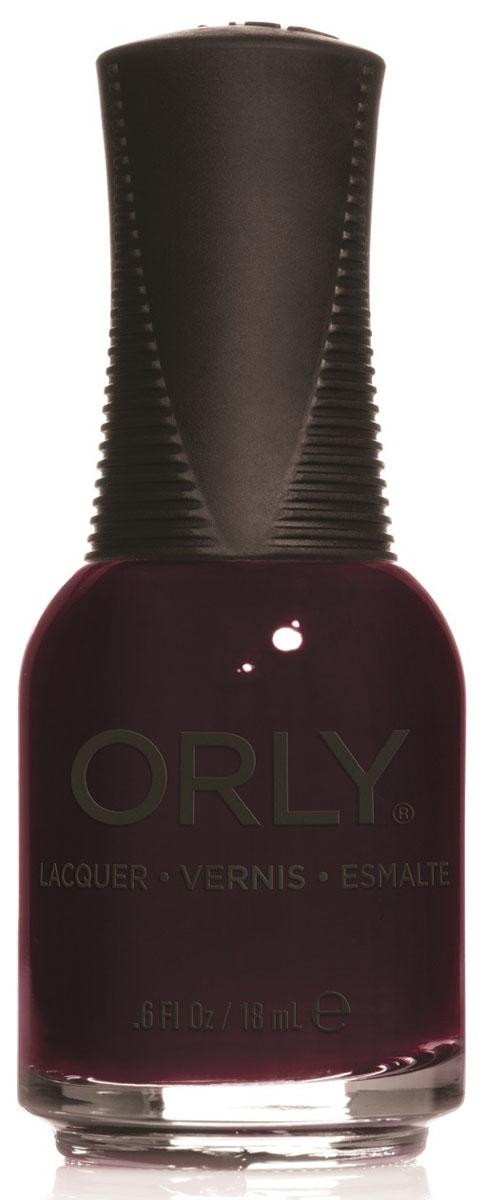 ORLY Лак для ногтей, тон № 6 Naughty, 18 мл20006Элегантные, манящие, изысканные, чарующие - именно такие цвета cоставляют базовую коллекцию лаков для ногтей ORLY. Широкий спектр тонов разнообразных оттенков позволяет удовлетворить самые изысканные вкусы и менять цвет ногтей хоть два раза в день. Вы можете выбрать какой угодно вариант гардероба - палитра лаков ORLY позволит подобрать оттенок на любой случай и для любого настроения. Плюс ко всему приятно осознавать, что Ваши ногти покрыты лаком фирмы, пользующейся репутацией одной из лучших среди специалистов ногтевого сервиса и на протяжении тридцати лет занимающейся разработкой и производством средств по уходу за натуральными ногтями.