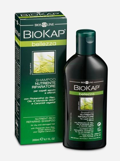 BioKap Шампунь питательный, восстанавливающий, 200 мл