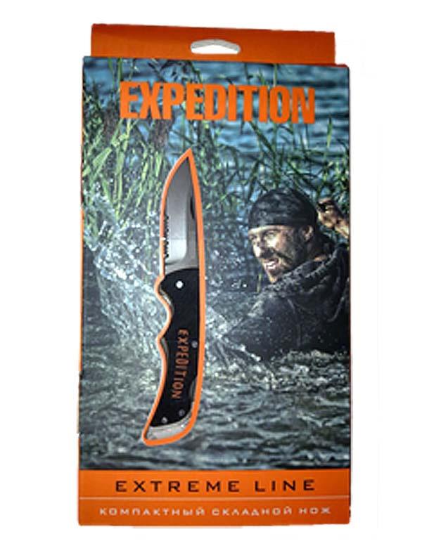Компактный складной нож Экспедиция