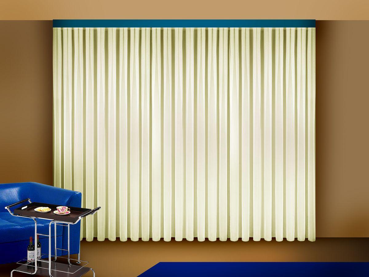 Тюль Zlata Korunka, на ленте, цвет: шампань, высота 270 смБ114/1 шампаньТюль Zlata Korunka изготовлен из полиэстера и великолепно украсит любое окно. Воздушная ткань и приятная, приглушенная гамма привлекут к себе внимание и органично впишутся в интерьер помещения. Полиэстер - вид ткани, состоящий из полиэфирных волокон. Ткани из полиэстера - легкие, прочные и износостойкие. Такие изделия не требуют специального ухода, не пылятся и почти не мнутся. Тюль крепятся на карниз при помощи ленты, которая поможет красиво и равномерно задрапировать верх. Такой тюль идеально оформит интерьер любого помещения.