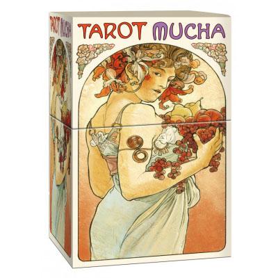 "����� ���� Lo Scarabeo ""Mucha Tarot"", ���������� �� ������� �����. EX214"