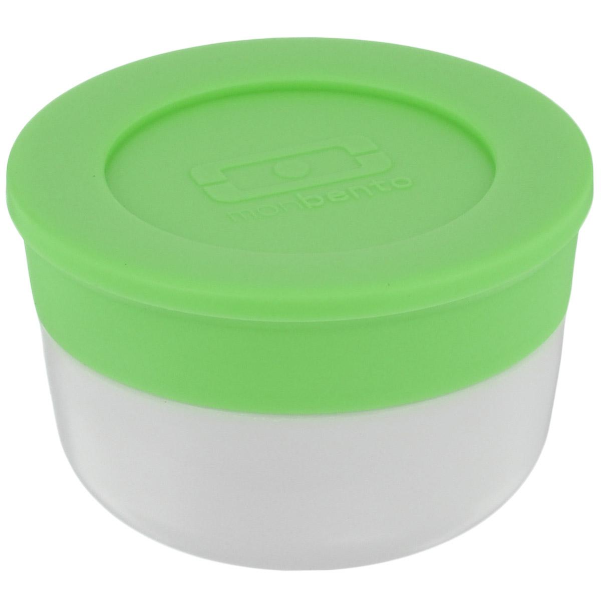 Соусница Monbento MB Temple, с крышкой, цвет: белый, зеленый, диаметр 5 см, 28 мл1005 02 005Соусница с крышкой Monbento MB Temple - удобное дополнение к ланч-боксу, которое позволит заправить соусом салат или гарнир прямо перед едой. Соусница изготовлена из полипропилена и имеет герметичную плотно закручивающуюся силиконовую крышечку. Идеально помещается в ланч-бокс от Monbento, занимая минимум места. Можно мыть в посудомоечной машине, а также хранить в морозильной камере. Диаметр соусницы: 5 см. Объем соусницы: 28 мл. Высота соусницы (с учетом крышки): 3,2 см. Диаметр по верхнему краю: 4,2 см.