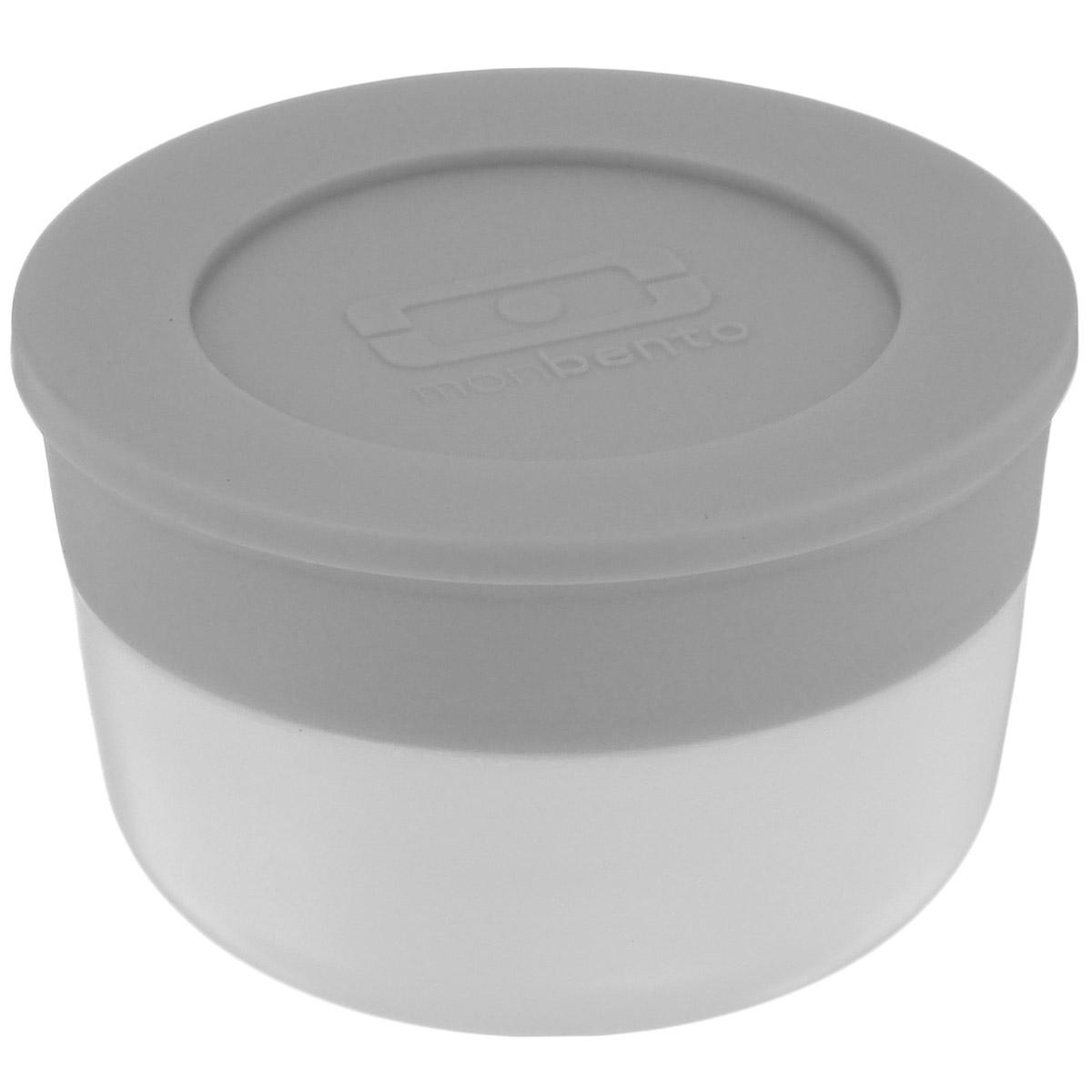 Соусница Monbento MB Temple, с крышкой, цвет: белый, серый, диаметр 5 см, 28 мл1005 02 010Соусница с крышкой Monbento MB Temple - удобное дополнение к ланч-боксу, которое позволит заправить соусом салат или гарнир прямо перед едой. Соусница изготовлена из полипропилена и имеет герметичную плотно закручивающуюся силиконовую крышечку. Идеально помещается в ланч-бокс от Monbento, занимая минимум места. Можно мыть в посудомоечной машине, а также хранить в морозильной камере. Диаметр соусницы: 5 см. Объем соусницы: 28 мл. Высота соусницы (с учетом крышки): 3,2 см. Диаметр по верхнему краю: 4,2 см.
