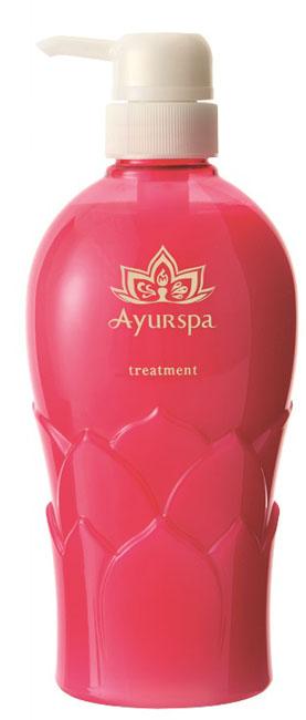 Ayurspa Аюрведический кондиционер для восстановления волос 500 мл., в пластиковой бутылке с помпой26214Кондиционер интенсивно увлажняет волосы, делает их мягкими и послушными. Травяные экстракты придают волосам блеск и объем, делают их эластичными и шелковистыми. Содержит экстракты амлы, брингараджа, лавсонии (хна), псоралеи и гибискуса. Серия Ayurspa японской косметической компании Saraya основывается на аюрведических знаниях о лечебных свойствах растений, которые издревле использовались в Индии для поддержания красоты и здоровья. В Ayurspa содержатся самые эффективные по своим целительным свойствам растения для лечения заболеваний и ухода за кожей и волосами. Благодаря содержанию экстрактов амлы, брингараджа, псоралеи, гибискуса, бибхитаки и туласи средства Ayurspa восстанавливают поврежденные, сухие и ломкие волосы, питают, увлажняют их, предотвращают появление седины и стимулируют рост волос.