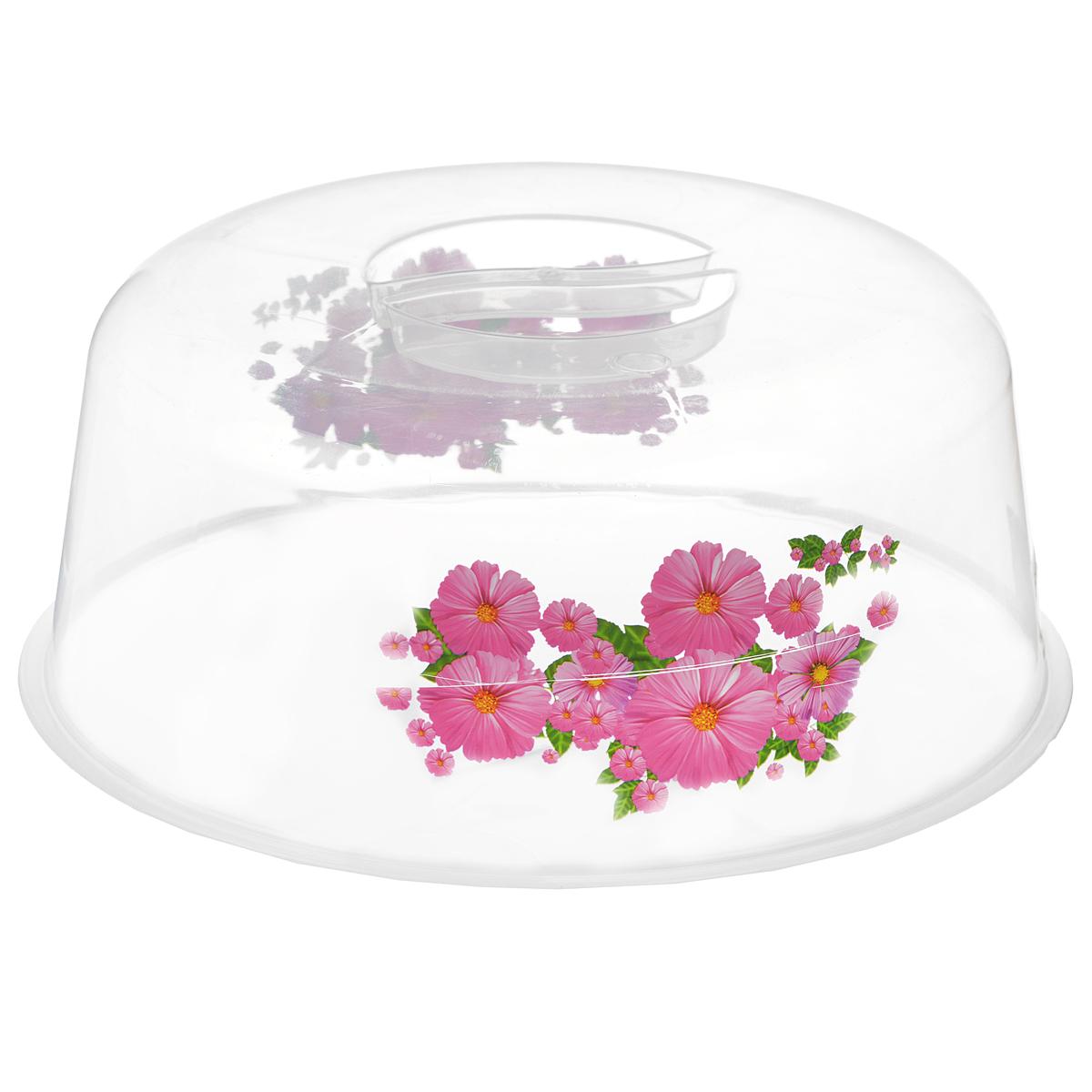 Крышка для СВЧ Альтернатива Цветы, диаметр 24,5 смM3659Крышка для СВЧ Альтернатива Цветы изготовлена из пластика. В крышке имеется небольшое отверстие для выпуска пара.