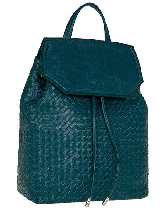 """Рюкзак женский """"Palio"""", цвет: бирюзовый. 13575A1"""